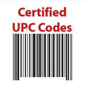 buy upc codes for amazon