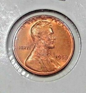1953-P-LINCOLN-WHEAT-PENNY-NICE-UNCIRCULATED-US-SMALL-CENT-COIN-052318004