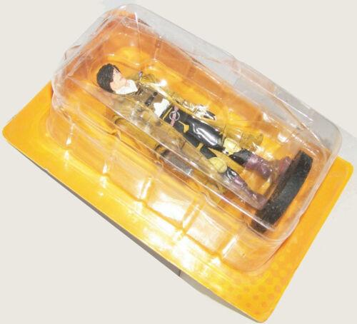 I PROTAGONISTI DEI FUMETTI 3D COLLECTION 47 BRENDON ACTION FIGURE PIOMBO BLISTER