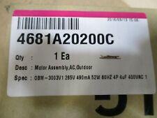 NEW ORIGINAL LG 4681EA1007A MOTOR ASSEMBLY AC PUMP WT5170WH WT4870CW