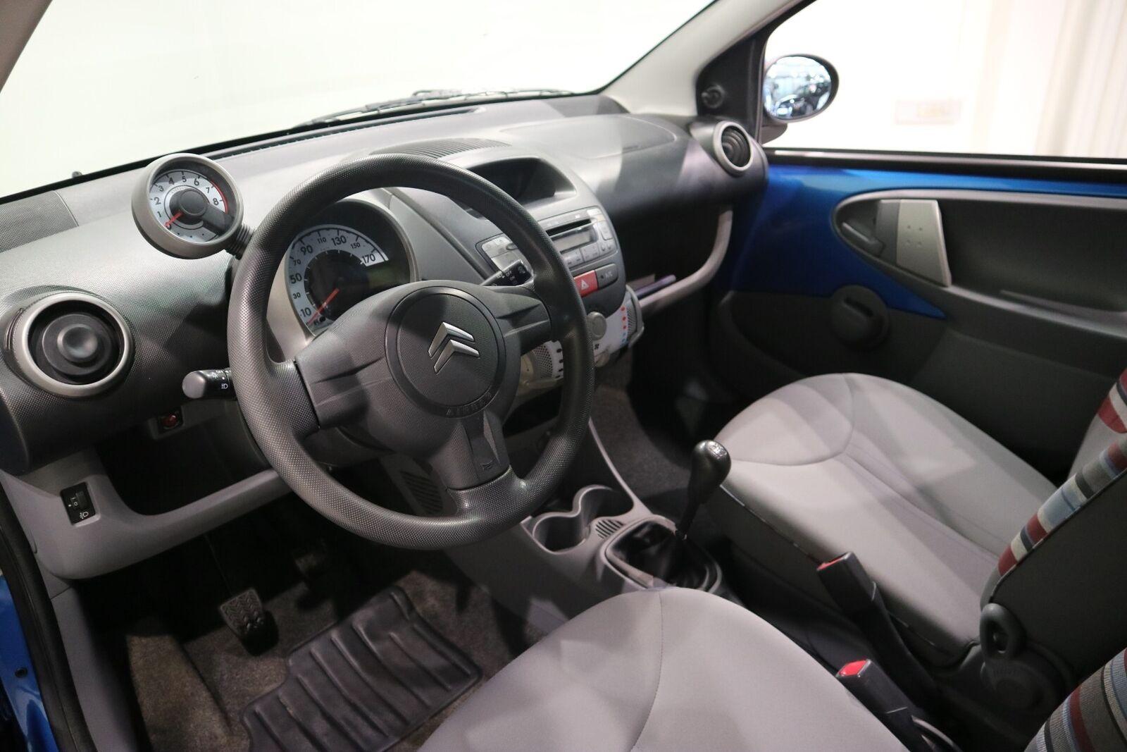 Citroën C1 1,0i Seduction - billede 6