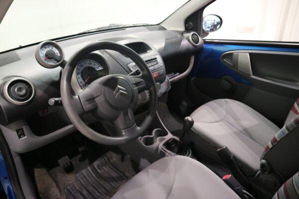 Citroën C1 1,0i Seduction billede 6