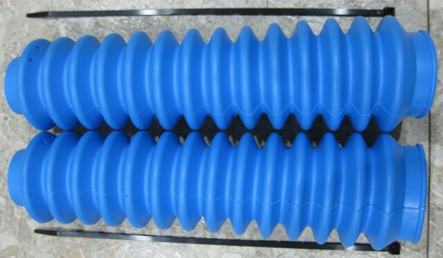 Daystar KU20002BU Light Blue Full Size Shock Boot with Zip Tie