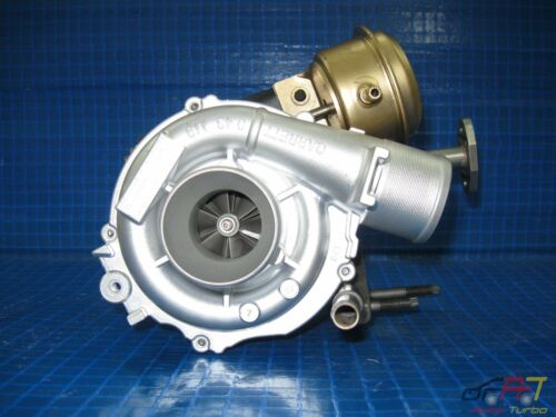 turbolader renault megane scenic 1.9 dci 96 kw 130 ps f9q816 707835