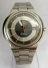 OMEGA DYNAMIC DATE AUTOMATIC STAINLESS STEEL CIRCA 1973