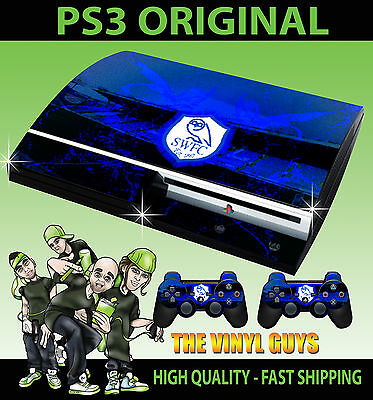 Video Games & Consoles Playstation 3 Sheffield Wednesday Owls Football Sticker Skin Controller Decals Delicious In Taste