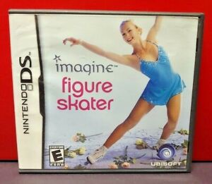 Imagine Figure Skater - Nintendo DS DS Lite 3DS 2DS Game Complete + Tested