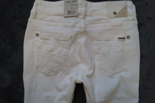 GARCIA Jeans Rachelle Super Slim  W26,27,28,29,30 L32 weiß NEU