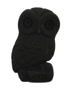 Owl Of Athens Small Sculpture Statue Symbol Of Wisdom And