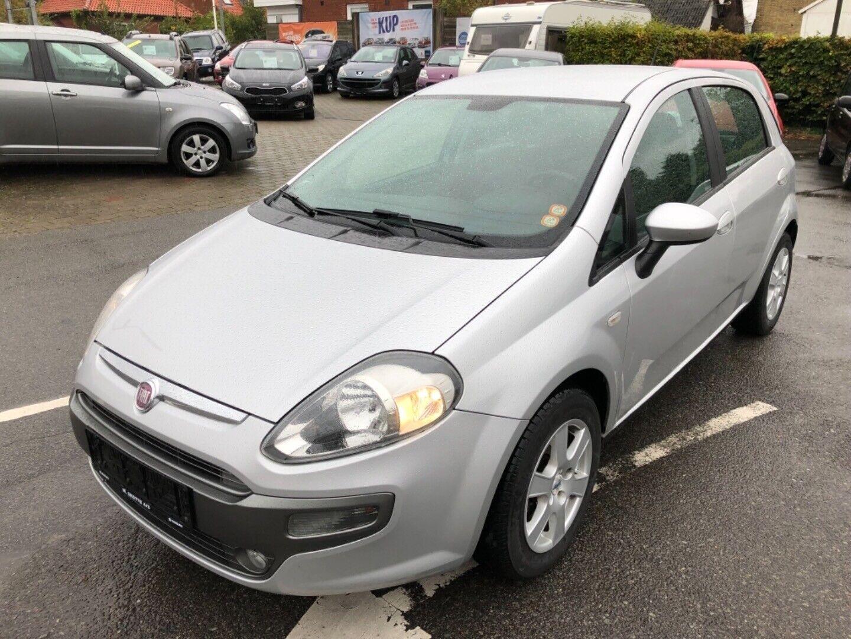 Fiat Punto Evo 1,3 MJT 75 Active 5d - 34.900 kr.