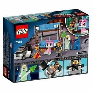 NEW Lego Movie Double Decker Couch Set 70818 RETIRED Boxes Have Creases.