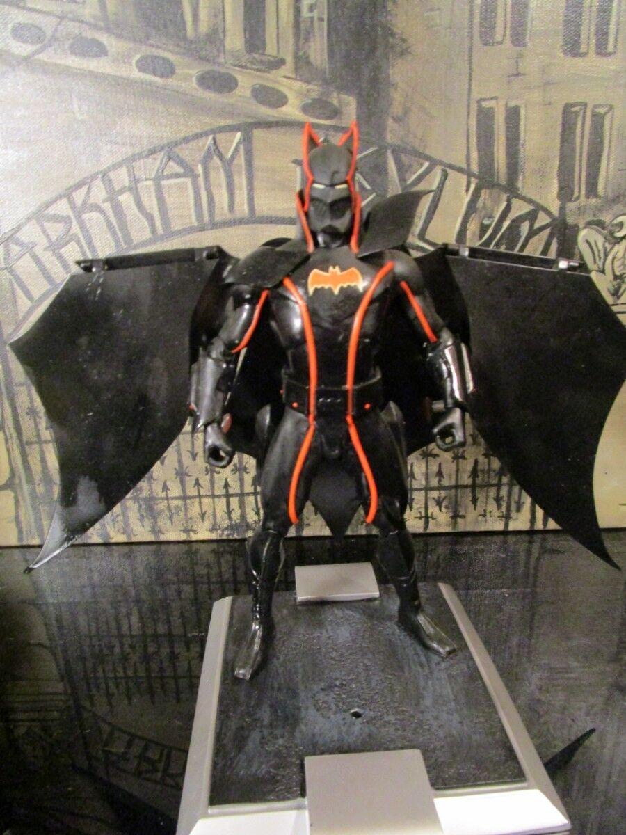 Justice League Series 6: Batman ArmoROT Figure (2007) DC Direct  Alex Ross
