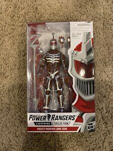 Hasbro Power Rangers Lightning Collection Mighty Morphin Lord Zedd