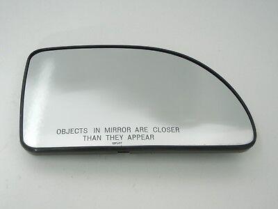 Suzuki XL-7 XL7 Right Side Passenger Door Heated Mirror Glass w back plate 07-09