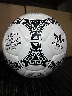 Escabullirse Queja instalaciones  Adidas Azteca Fútbol | balón oficial | FIFA World Cup 1986 México | eBay