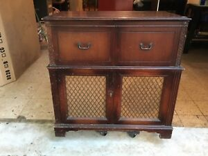 Details about Stromberg,Carlson Radio/Record Player Console