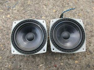 Bmw Z3 Roadster Vorne Lautsprecher Boxen Soundsystem 40w 8370936 3er