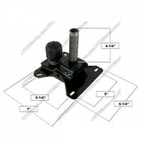 Precision Replacement Swivel Tilt Mechanism For Caster Chairs