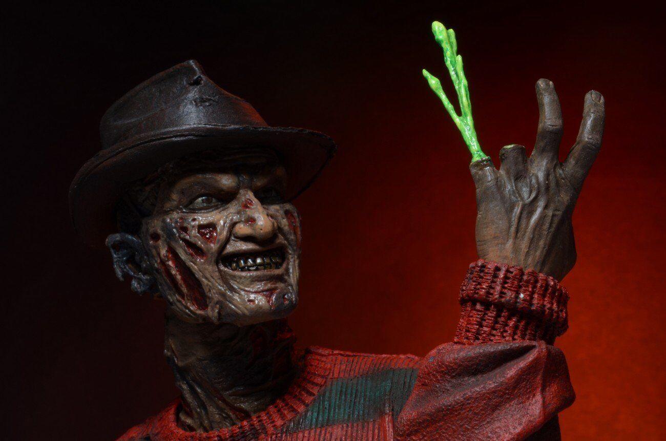 Neca.Nightmare on Elm Elm Elm Street, Ultimate FROTdy Krueger 30th Anniversary 7