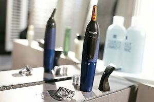 Philips-NT3160-10-Trimmer-Hair-Nose-Ear-Water-Resistant-Hair-Clipper