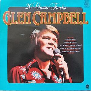 Glen-Campbell-20-Classic-Tracks-LP-rock-folk