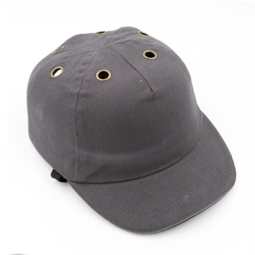 Work Safety Bump Cap Helmet Baseball Hat Style Protective Head Safety Hard Hat,
