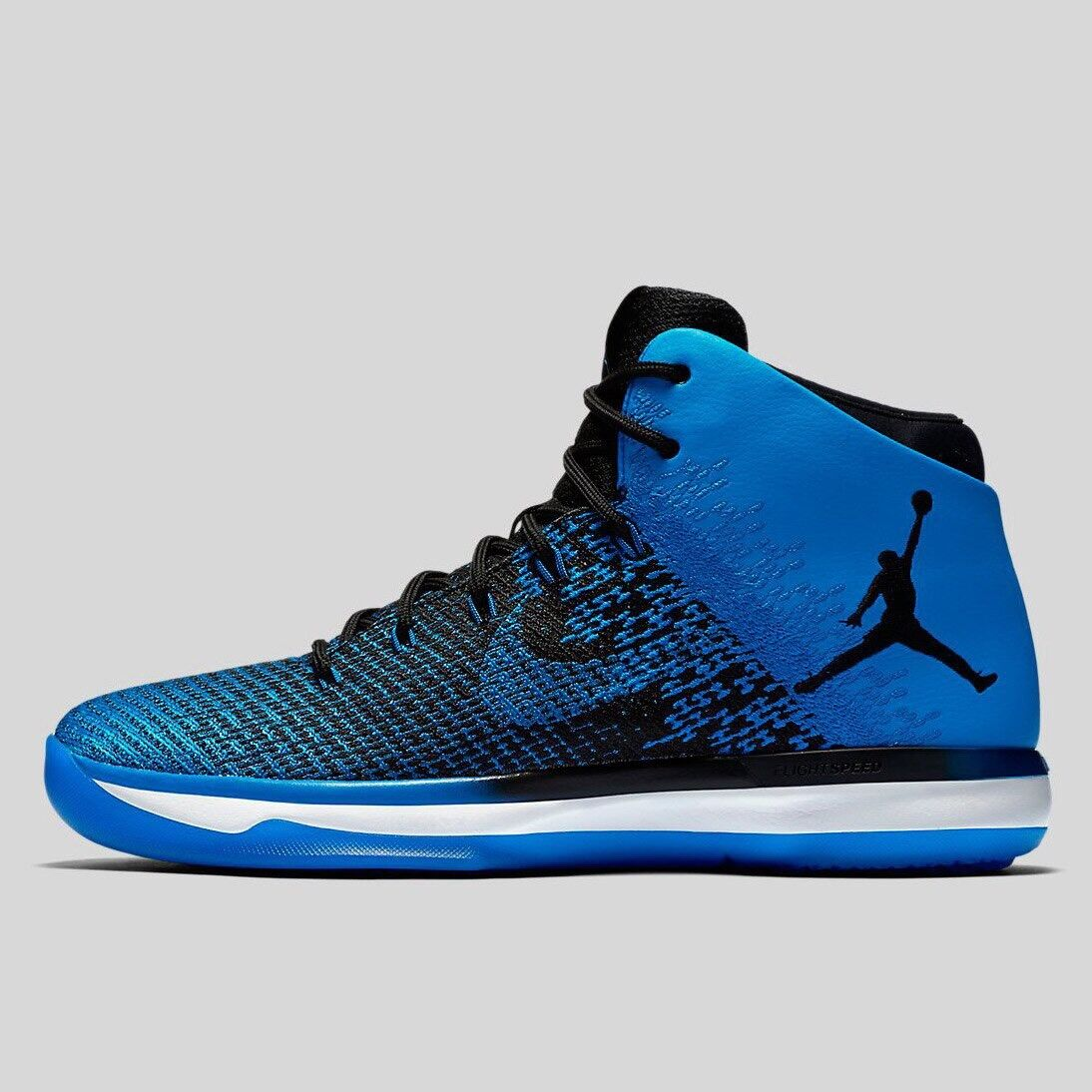 Nike Air Jordan 31 XXXI Game Royal Blue Kawhi Black 1 Kawhi Blue 845037-007 Men's Sz 11.5 ec7d63