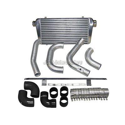 Intercooler TURBO FMIC Pipe Kit For 2002-2005 Audi A4 B6 1.8T VW BOOST BROTHERS