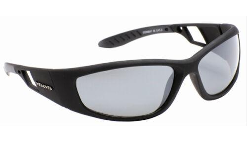 Homme Classique enveloppent polycarbonate Sports Motard nuances lunettes de soleil noir nouveau