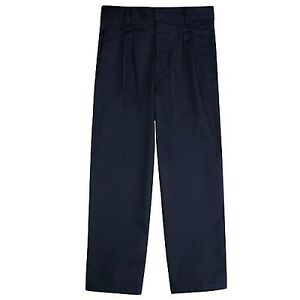 Mens Pants pant Navy blue uniform chino 40 x 30 42 un 44 x 34 ...