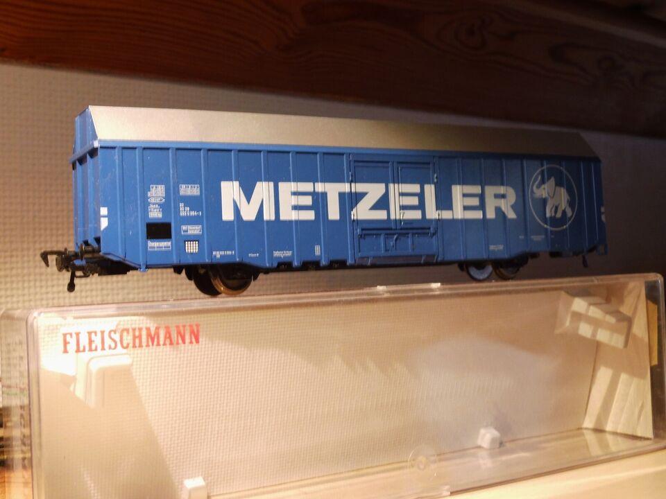 Modeltog, Fleischmann Godsvogn, skala HO