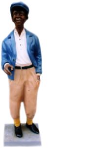 Design personaje estatua escultura figuras esculturas decoración decorativas 7050 150cm nuevo