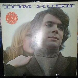 TOM RUSH The Circle Game Album Released 1968 Vinyl Collection USA Press