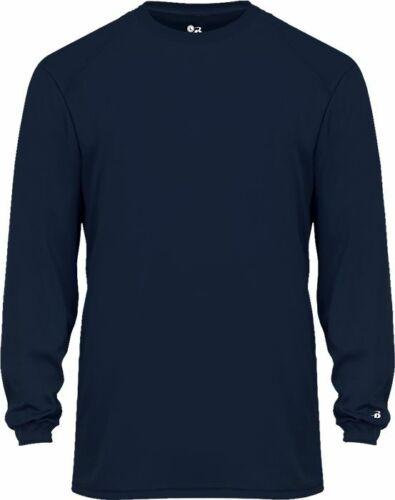 Badger Men/'s B-Core Long Sleeve Shirt