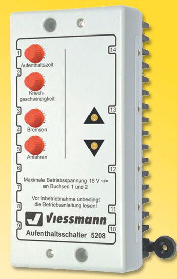 SH Viessmann 5208 interruttore di soggiorno