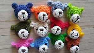 Cute and Cuddly Free Crochet Teddy Bear Patterns - moogly | 169x300