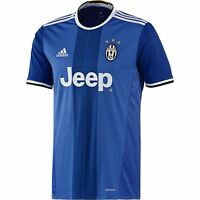 Adidas Juventus 2016 - 2017 Away Soccer Jersey Royal / White Kids - Youth