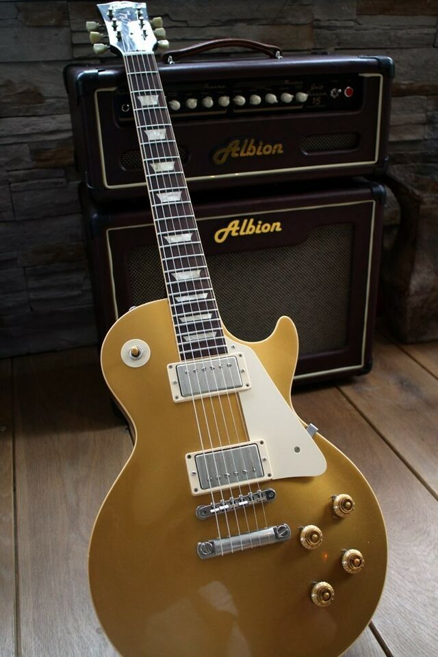 Elguitar, Gibson