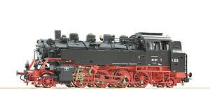 Roco-h0-79027-maquina-de-vapor-br-86-de-la-DRG-034-ac-para-Marklin-digital-Sound-034-nuevo-embalaje