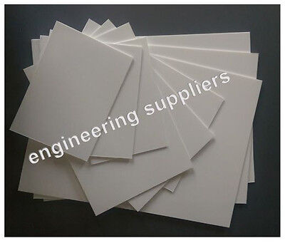 0.25mm to 3mm Styrene 10th to 120th White /& Grey HIPS Plasticard A5 Black
