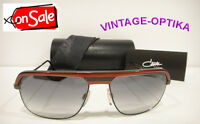 Cazal 9040 Sunglasses Black Marble Red (004) Authentic 50% Off Retail