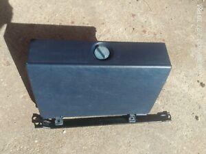 84-88 GloveBox Compartment Toyota Pickup 4Runner Dark Blue glove box+Latch&Mount