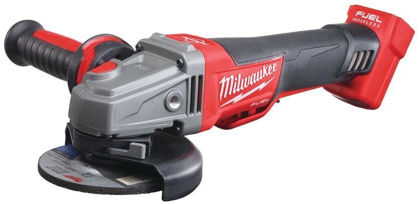 Milwaukee AKKU WINKELSCHLEIFER M18 CAG 125XPDB-0 Ohne Akku und Ladegerat NEU