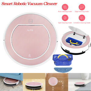 ILIFE-V7s-Plus-Smart-Robotic-Vacuum-Cleaner-Staubsauger-Cleaning-Robot-2600mAh