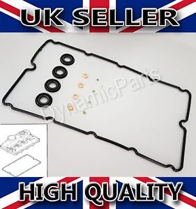 FORD-TRANSIT-MK7-DIESEL-ROCKER-COVER-GASKET-FUEL-INJECTOR-SEAL-WASHER-ORING-SET