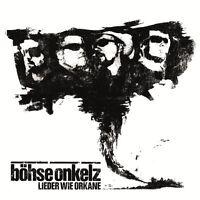 "BÖHSE ONKELZ ""LIEDER WIE ORKANE"" 4 CD + DVD NEU"