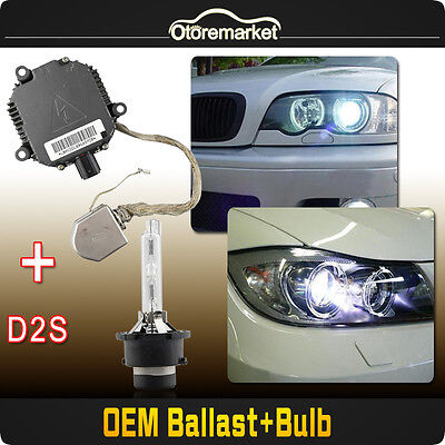 OEM 05-09 Acura RL 07-09 MDX Xenon Ballast Control Unit HID Igniter D2S bulb kit
