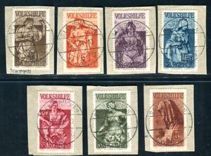SAAR-1934-171-177-gestempelt-TADELLOS-geprueft-NEY-VPP-300-C2616