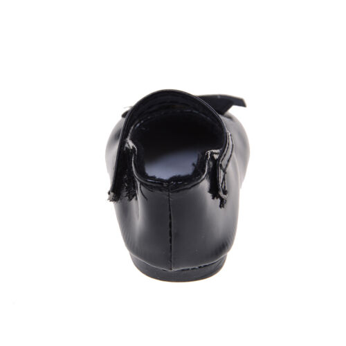 Fashion Black Shoes Boots For 18inch Girl Doll Party Gifts Baby Toys HK