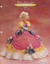 Deirdra, Annie's Glorious Gowns Belle of the Ball Crochet Pattern Booklet 9008